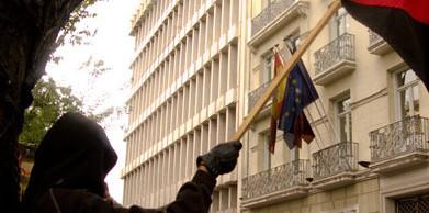 Bandera huelga