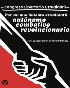 #CongresoLibertarioEstudiantil